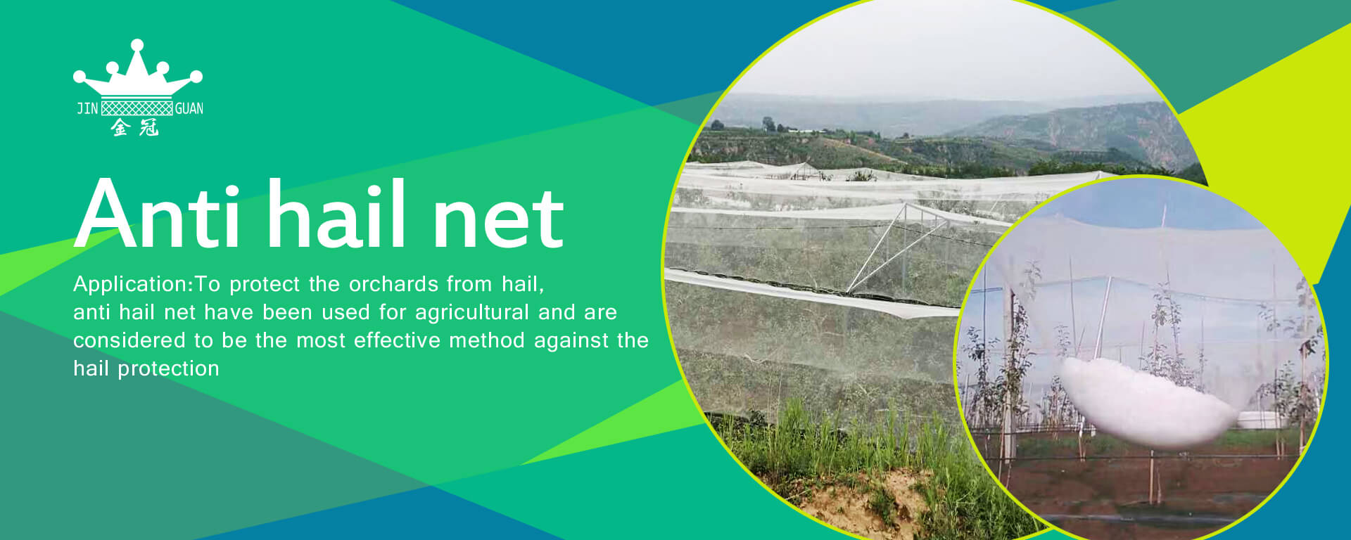 Anti Hail Net