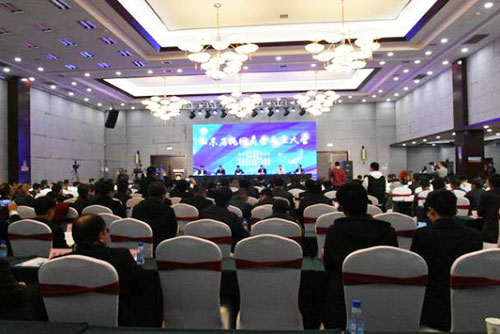 Shandong Rope Net Chamber of Commerce Established in Huimin