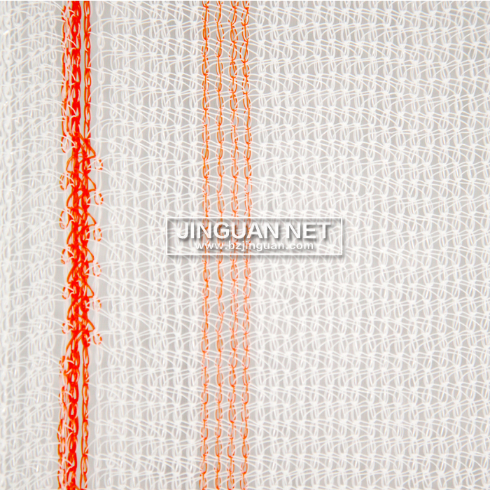 White Debris Netting